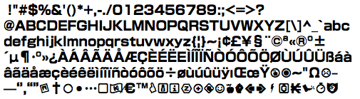 deadrising-font