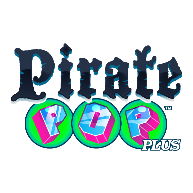 Pirate Pop Plus logo